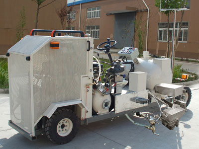 DY-MSTC two component road marking machine